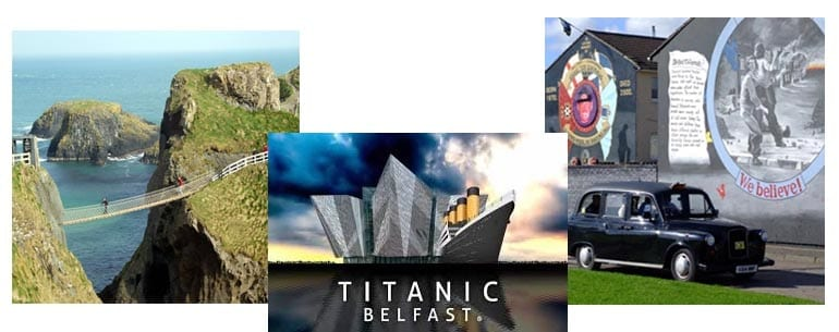 Famous Attractions And Landmarks Of Northern Ireland
