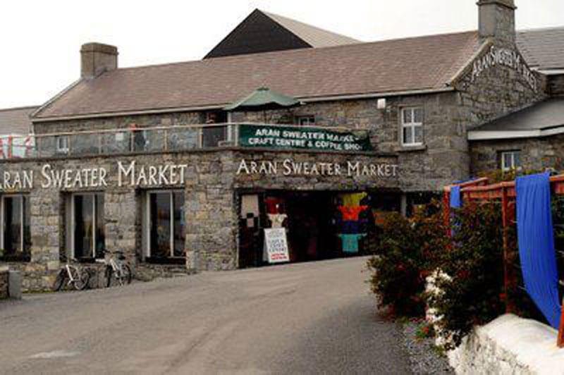 Aran Sweater Market Aran Islands