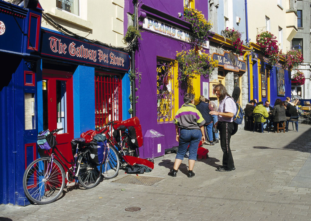 Galway City Lunch Spots