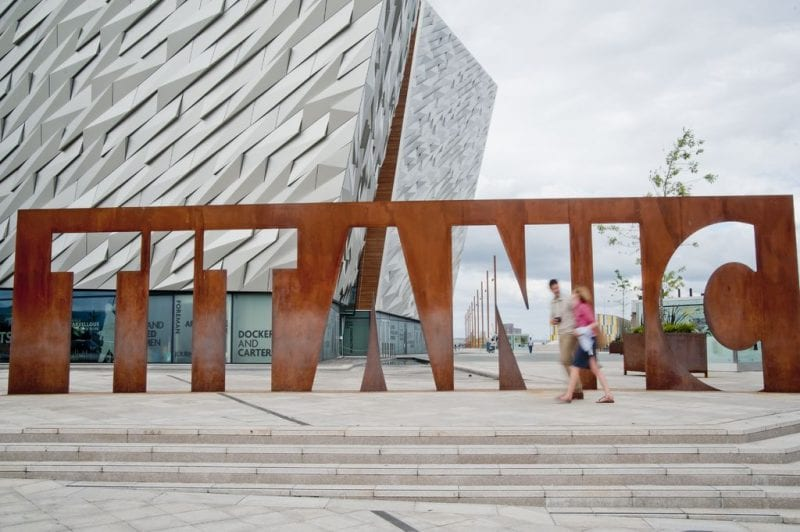 7 Reasons to Love the Titanic Quarter in Belfast