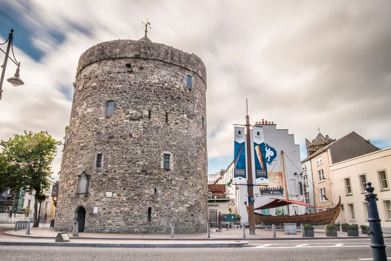 Reginalds Tower Waterford private tour