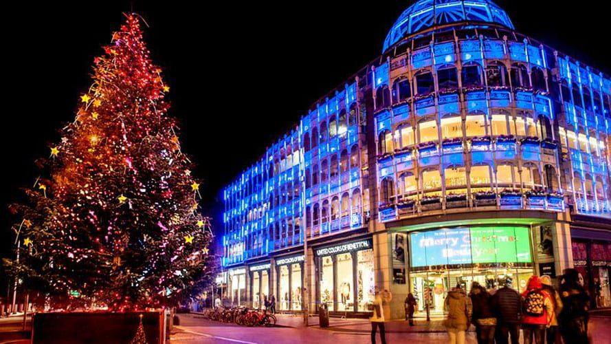 St Stephens Green Shopping Centre