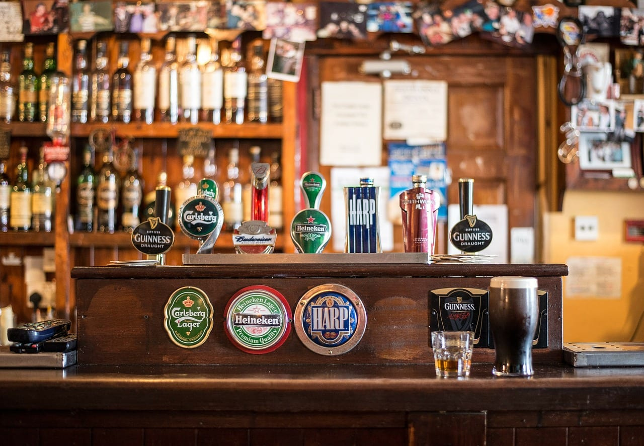 7 Dublin pubs with fireplaces not to miss