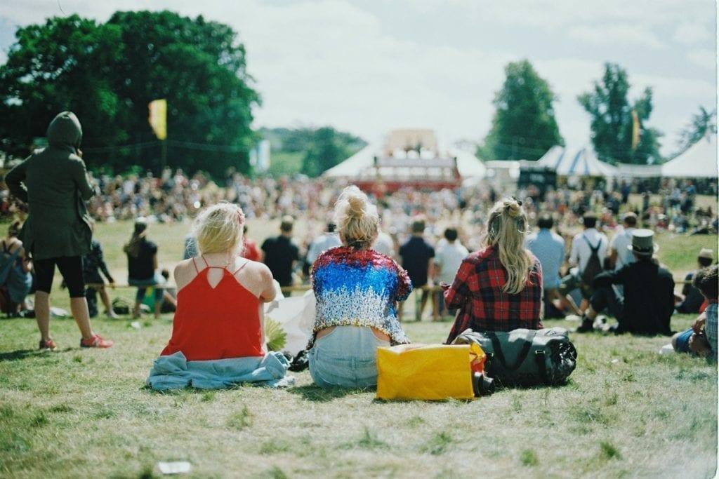 Summer festivals in Ireland
