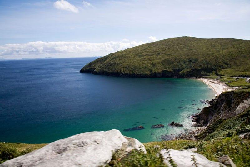 Surfing Ireland: Achill Beach
