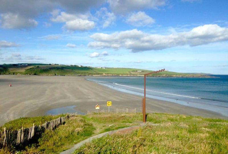 Surfing Ireland: Inchydony beach
