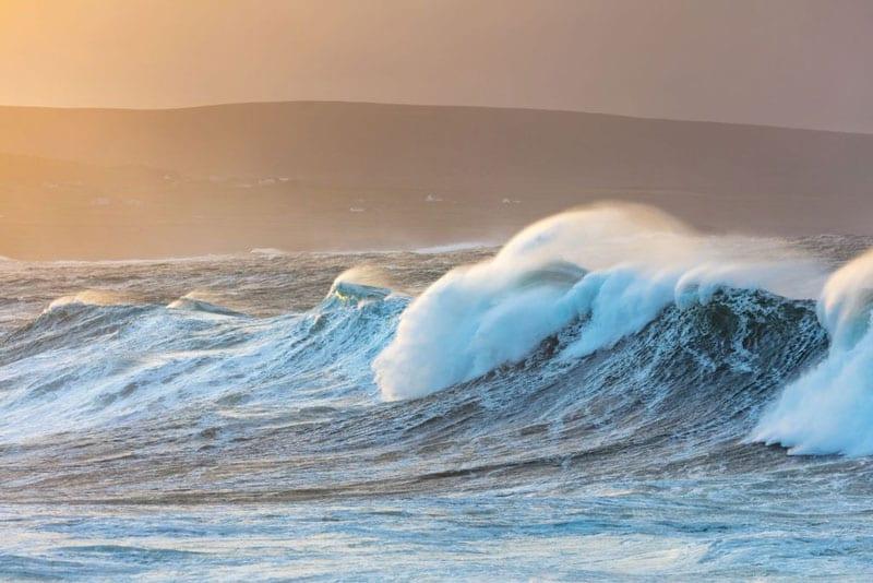 Surfing Ireland: Mayo Waves