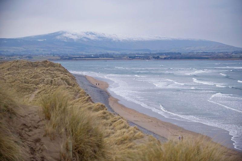Surfing Ireland: Strandhill Beach