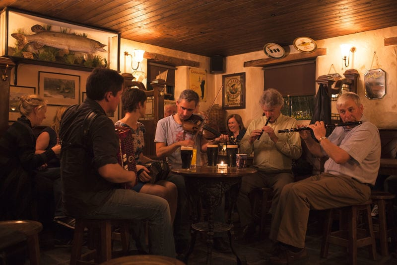 7 of the best pubs for trad music in Galway