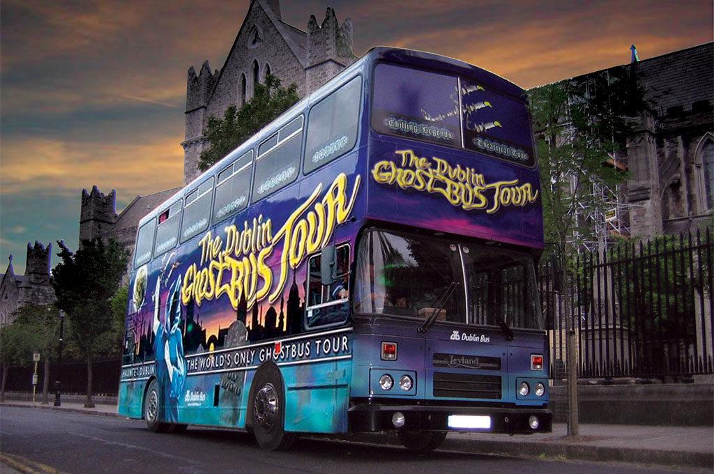 Dublin Ghost Bus Tour