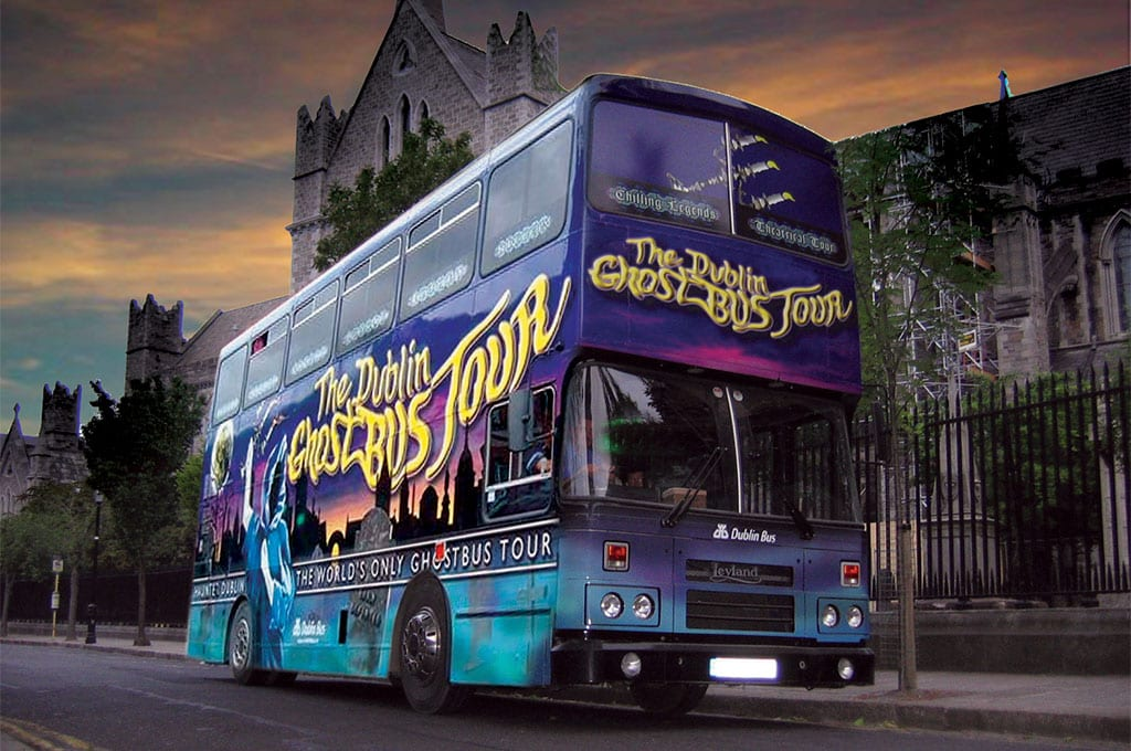 Best Ghost Tours in Dublin for Halloween