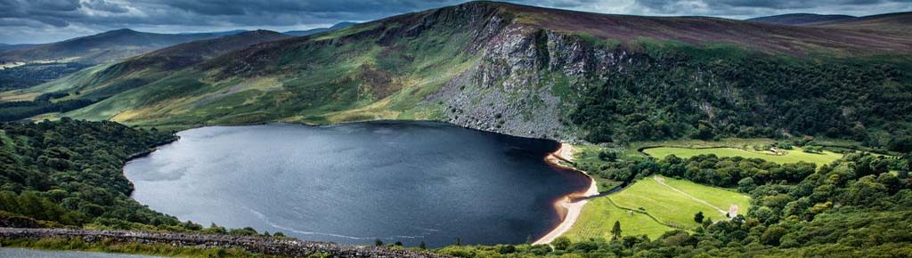 Guinness lake Wicklow