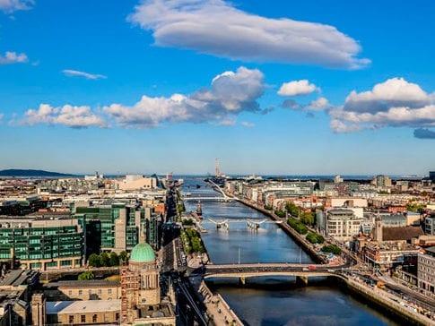 explore Dublin city