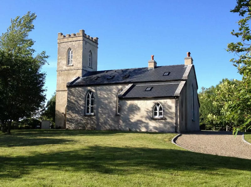 Church Airbnb Ireland