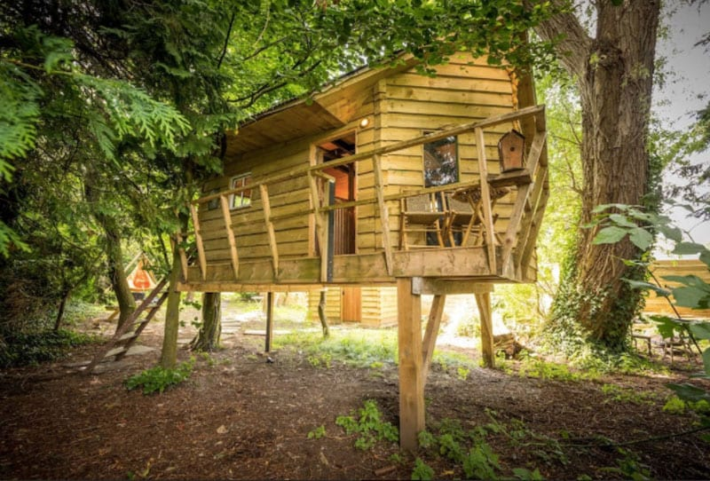 Treehouse Airbnb Ireland