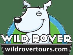 Wild rover tours logo